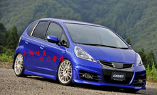 Обвес HONDA FIT GE 2008-2010 NOBLESS