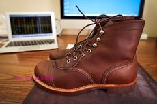 Low cut shoes Red Wing 8111