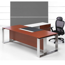 boss table guangzhou office furniture minimalism modern panel executive desk manager manager table owner of the boss tableoffice deskexecutive deskmanager