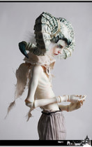 1-3 (Doll-Chateau) DC claw Uncle BJD doll Mephisto.Pheles SD