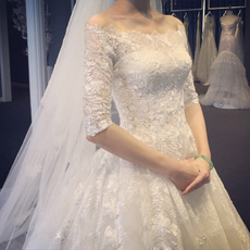 Wedding dress Gcu h1604061 2016