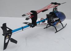 Вертолет на дистанционном управление Diy 450