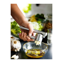 Authentic original plastic packaging from IKEA IKEA Kang Jisi stainless steel garlic press free purchase