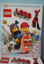 DK���� ���ߴ��Ӱ�K�O�N���� THE LEGO MOVIE STICKER COLLECTIO