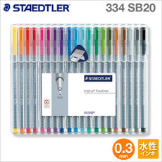 Ручка The STAEDTLER STAEDTLER 334 0.3mm