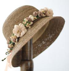 Головной убор Ультрадисперсных экскурсии рафии шляпы,