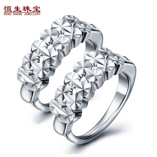Серьги The Hang Seng jewelry Pt990