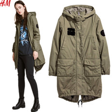 Women's insulated jacket H&M 2016 HM