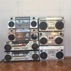 Магнитофон Магнитофоны портативный старый кассетный плеер