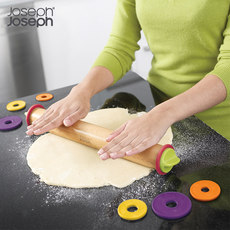 Скалка Joseph 20087 Adjustable Rolling Pin