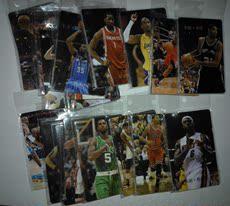Коллекция спортивных звезд NBA Nba 200