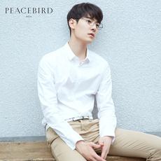 Рубашка мужская PEACEBIRD b1ca53635 2017