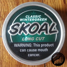 Коробка New Arrived Skoal Wintergreen Long