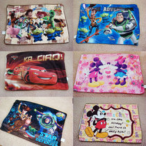 Mickey toy cars export pillowcase cartoon pillow covers