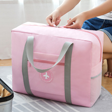 One-shoulder bag for female students with traveling handbags waterproof, large capacity, oversize short-distance outdoor traveling bags