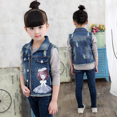 Children's vest Angel love Kiss 2016