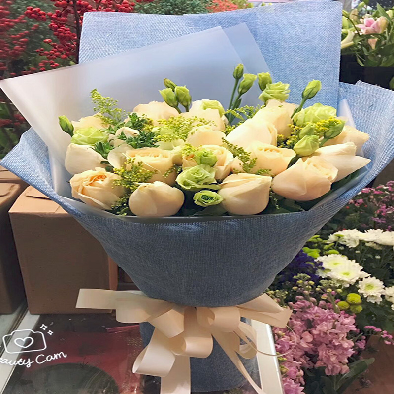 11朵花湖北咸宁市咸安区赤壁市通城县同城鲜花店速递送花上门