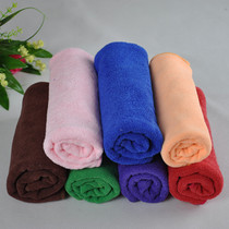 Special Microfiber Nano 35*76 towel dry hair towel cleaning towel absorbent towel cloth washcloth
