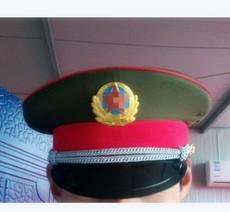 Военная фуражка Студенческий оркестр мужчин и