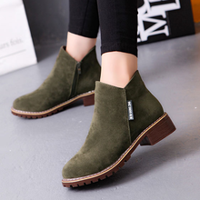 big size 42 43 44 shoes female 2018 women casual shoes boots