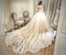 Свадебное платье zsm056 2016