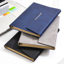 Simple loose leaf notebook stationery A5 book can be removed, creative diary, office Notepad, custom printed LOGO