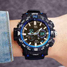 Special soldier tactical watch male student junior high school student waterproof movement youth trend luminous electronic watch Military Watch