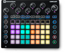 MIDI контроллер NOVATION CIRCUIT DJ