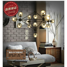 Другая люстра American home lighting LED