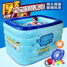 Детский надувной бассейн Open baby