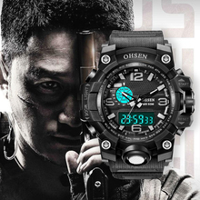 Sports watch, intelligent multi-function special soldier, waterproof electronic tactical wolf 2 Wu Jing with the same sword attack.