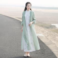 Блузка в китайском национальном стиле 0172