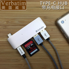 USB-хаб Verbatim MacBook Type-c HDMI USB3
