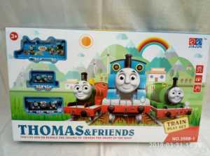 礼盒装轨道托马斯火车小朋友过家家玩具十元店地摊母婴超市母婴玩具