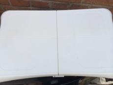 Гимнастический коврик Wii в оригинальной настольной