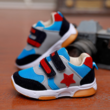 Children's Shoes Spring and Autumn 2019 New Boys'Functional Shoes Children's Sports Shoes Breathable Leisure Net Shoes Girls' Baby Shoes