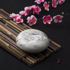 Штемпельная краска Четыре сокровища Jingdezhen керамики