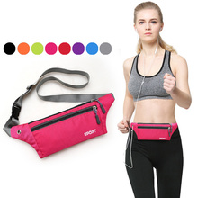 Buy 3 get 1 extra thin running Bodypack for men and women's general sports outdoor anti-theft Bodypack, close fitting mobile phone, zero wallet