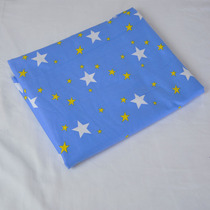 New cotton stars single bed linen bed sheet quilt cover Cushion cover