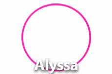 Гимнастический инвентарь Alyssa H02