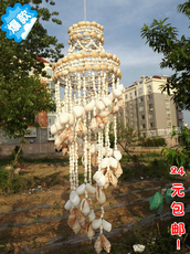 Китайские колокольчики Shell Wind Chimes