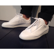 Domestic spot MMM White Future Sneakers leather casual shoes, small white shoes