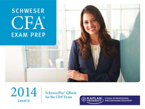 2014 CFA Level 2 schweser study notes��qbank A�ײ�