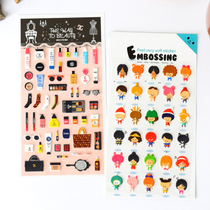 Sticker world�n���¿�DIY�؂������N�������N�����yƷ/������2��