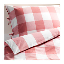 Genuine purchasing from IKEA IKEA aimiluta quilt cover and pillowcase