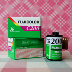 Фотопленка Fujifilm FUJI C200 200 135