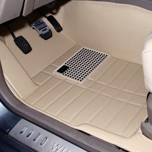 北汽威旺m20脚垫E系列e130e150绅宝长安欧诺大全包围汽车专用脚-高清图片