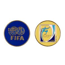 Монеты для жребия FIFA