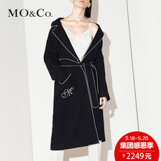 Women coat Mo & Co. ma171ovc102