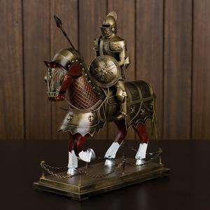 欧洲中世纪盔甲骑士图片